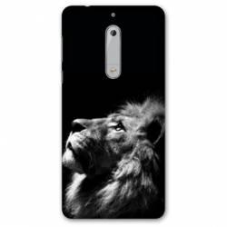 Coque Nokia 4.2 roi lion