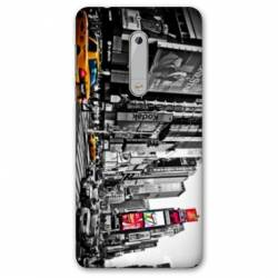Coque Nokia 4.2 Amerique USA New York Taxi