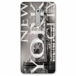 Coque Nokia 4.2 Amerique USA New York