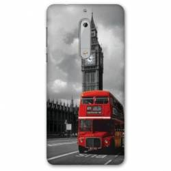 Coque Nokia 4.2 Angleterre London Bus