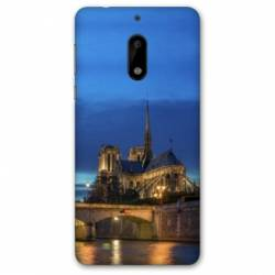 Coque Nokia 4.2 France Notre Dame Paris night