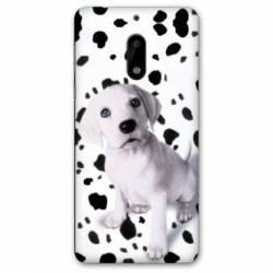 Coque Nokia 4.2 Chien dalmatien