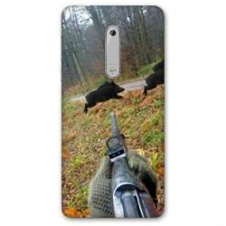 Coque Nokia 4.2 chasse Vision Tir