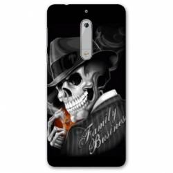 Coque Nokia 4.2 tete de mort family business