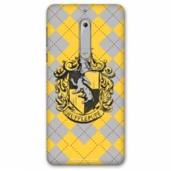 Coque Nokia 4.2 WB License harry potter ecole Hufflepuff