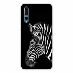 Coque Huawei  Honor 20 Pro savane Zebra