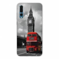 Coque Huawei  Honor 20 Pro Angleterre London Bus