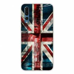 Coque Huawei  Honor 20 Pro Angleterre UK Jean's