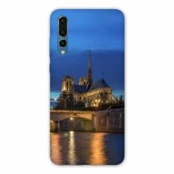 Coque Huawei  Honor 20 Pro France Notre Dame Paris night