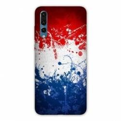 Coque Huawei  Honor 20 Pro France Eclaboussure