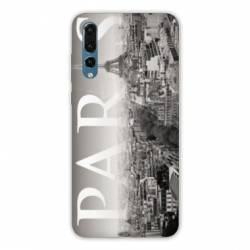 Coque Huawei  Honor 20 Pro France Paris Vintage