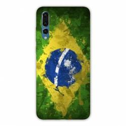 Coque Huawei  Honor 20 Pro Bresil texture