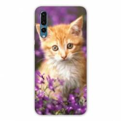 Coque Huawei  Honor 20 Pro Chat Violet