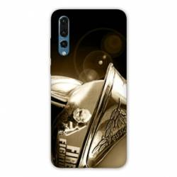 Coque Huawei  Honor 20 Pro pompier casque vintage