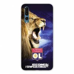 Coque Huawei  Honor 20 Pro Licence Olympique Lyonnais - Rage de vaincre