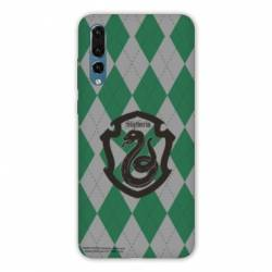 Coque Huawei  Honor 20 Pro WB License harry potter ecole Slytherin