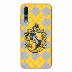 Coque Huawei  Honor 20 Pro WB License harry potter ecole Hufflepuff