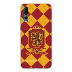 Coque Huawei  Honor 20 Pro WB License harry potter ecole Griffindor