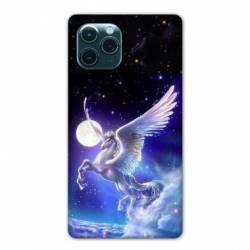 """Coque Iphone 11 (5,8"""") Licorne Céleste"""