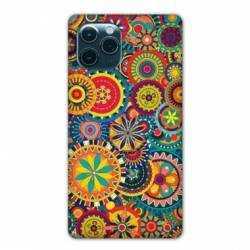 "Coque Iphone 11 (5,8"") Psychedelic Roue"