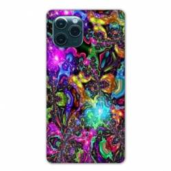 "Coque Iphone 11 (5,8"") Psychedelic colore"