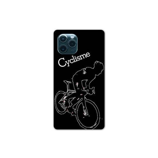 "Coque Iphone 11 (5,8"") Cyclisme Ombre blanche"