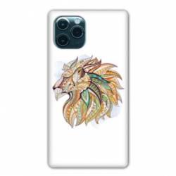 """Coque Iphone 11 (5,8"""") Ethniques Lion"""