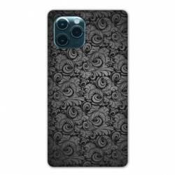 """Coque Iphone 11 (5,8"""") Texture velours"""