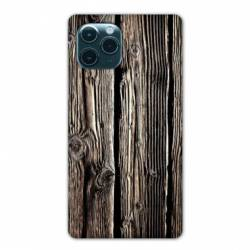 "Coque Iphone 11 (5,8"") Texture bois"