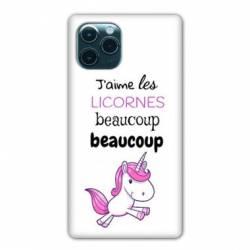 """Coque Iphone 11 (5,8"""") Decale licornes"""