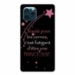 """Coque Iphone 11 (5,8"""") Humour princesse"""