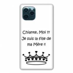 "Coque Iphone 11 (5,8"") Humour Moi chiante"
