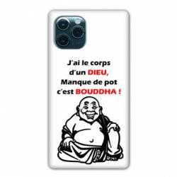 "Coque Iphone 11 (5,8"") Humour Bouddha"