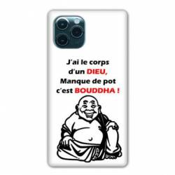 "Coque Iphone 11 (5,8"") Humour Bouddha"