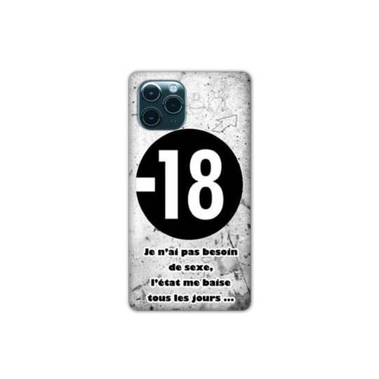 coque pour iphone 11 61 humour 18 ans