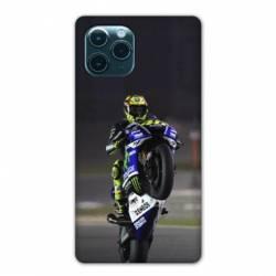 """Coque Iphone 11 (5,8"""") Moto Wheeling"""