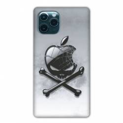 "Coque Iphone 11 (5,8"") Pomme Tete mort"