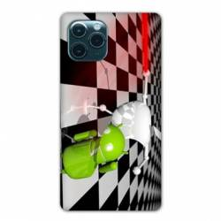 "Coque Iphone 11 (5,8"") Damier"