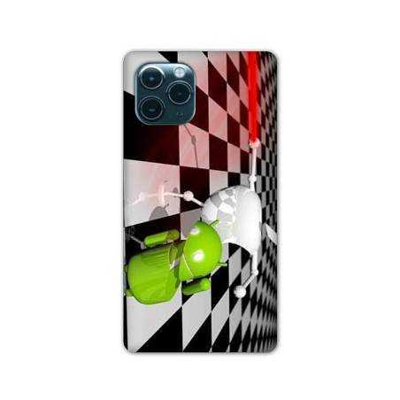 """Coque Iphone 11 (5,8"""") Damier"""
