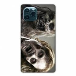 """Coque Iphone 11 (5,8"""") Zombie blanc"""