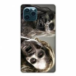 "Coque Iphone 11 (5,8"") Zombie blanc"