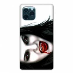 """Coque Iphone 11 (5,8"""") Vampire blanc"""
