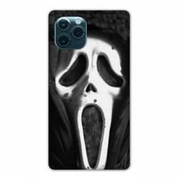 """Coque Iphone 11 (5,8"""") Scream noir"""