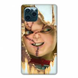 "Coque Iphone 11 (5,8"") Chucky Blanc"