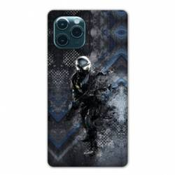 "Coque Iphone 11 (5,8"") police swat"