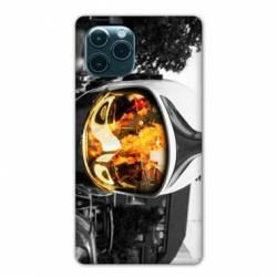 """Coque Iphone 11 (5,8"""") pompier casque feu"""