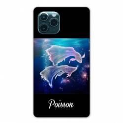 """Coque Iphone 11 (5,8"""") signe zodiaque Poisson2"""