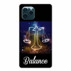 """Coque Iphone 11 (5,8"""") signe zodiaque Balance2"""
