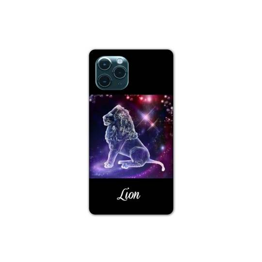 "Coque Iphone 11 (5,8"") signe zodiaque Lion2"