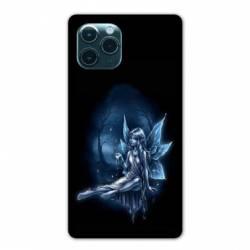 "Coque Iphone 11 (5,8"") Fee Bleu"